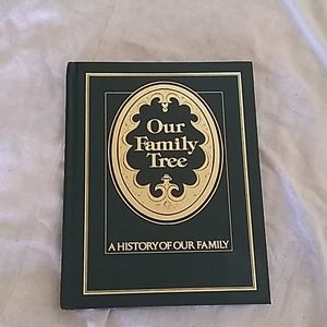 📕 Vintage-Our Family Tree (1977)📕
